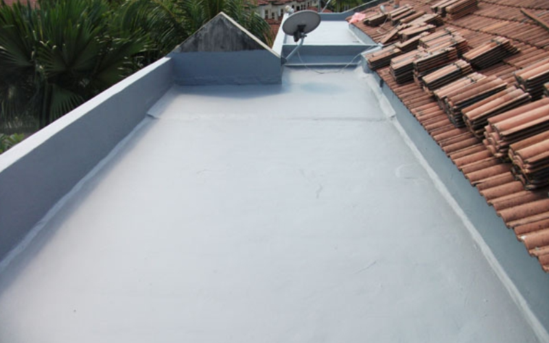Water Leakage Solutions | Roof Waterproofing Products Manufacturers & Suppliers In Mumbai - Resikon