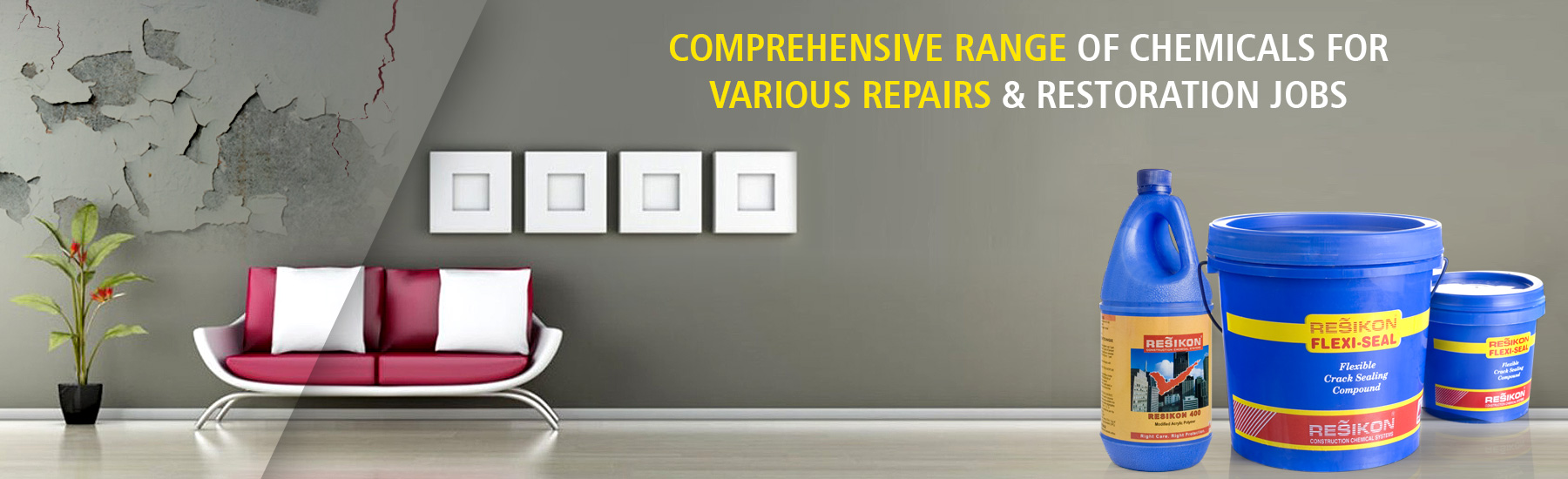 Best Waterproofing Services Providers | Waterproofing Solution